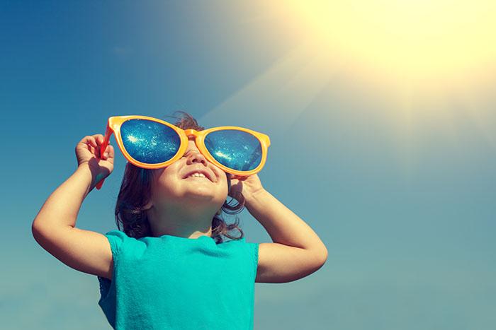 Как выбрать солнцезащитное средство для детей