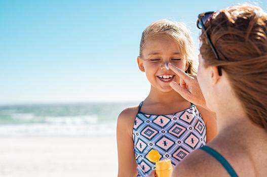 Солнцезащита для детей