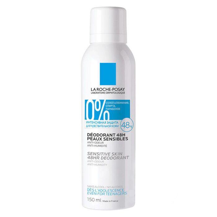 Купить Физиологические дезодоранты Дезодорант-спрей 48 ч защиты, La Roche Posay